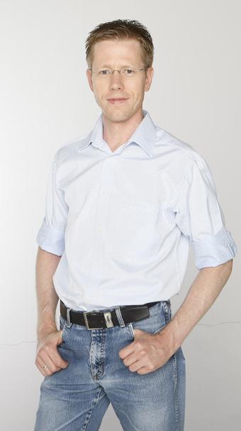 Unternehmensberater Johannes Windt